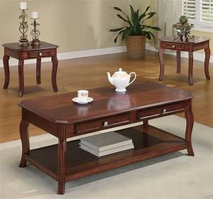 Coffee Table with Storage for a More Organized Living Room