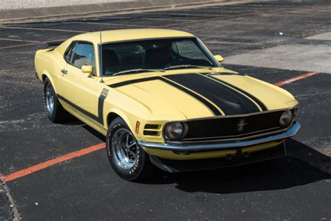 Lowmileage '70 Boss 302 Mustang Is On The Move