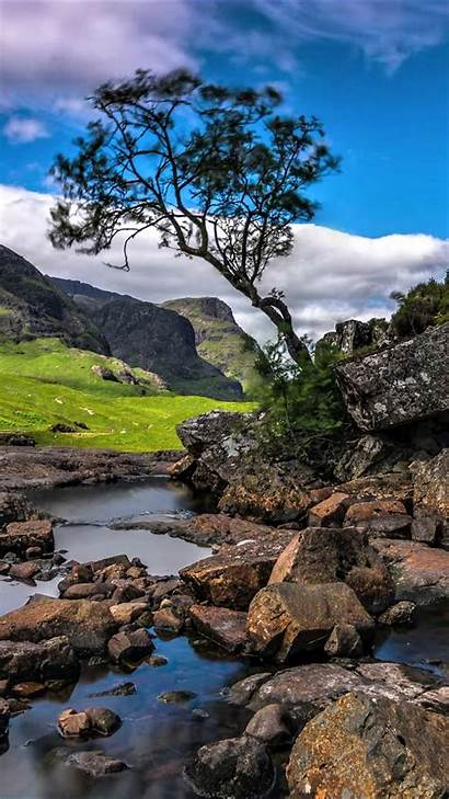 Scotland Portrait Landscape 4k Backiee Wallpapers