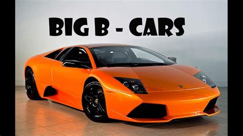 Amitabh Bachchan Car Collection  Big B's 14 Favorite Cars