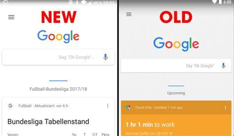 Google Testing Elegant New Interface For Now