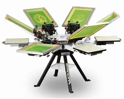 Vastex Press Printing Screen Manual Station Presses