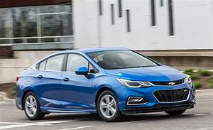 2016 Chevrolet Cruze Manual First Drive