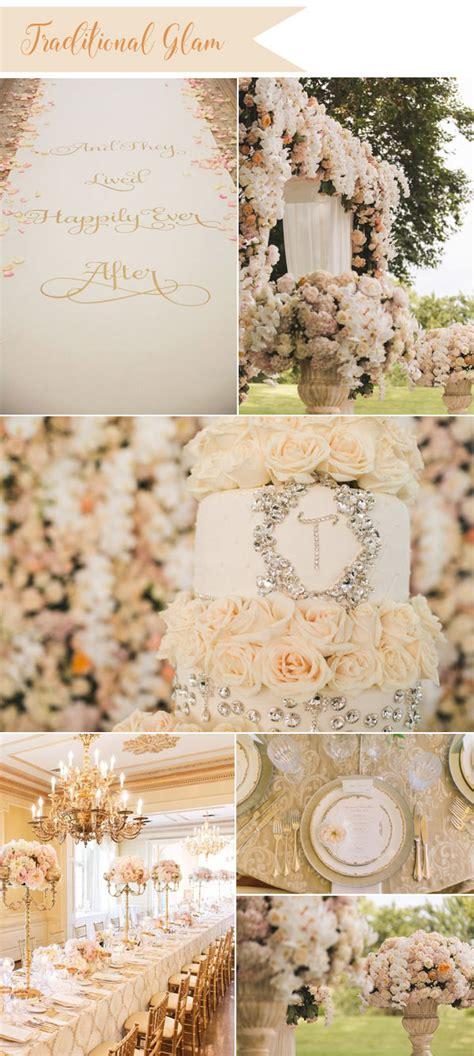 unique dreamy fairytale wedding ideas   trends