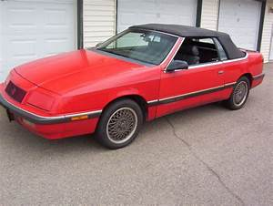 1989 Chrysler Lebaron Gtc Convertible