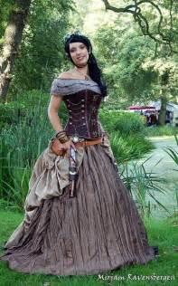 Steampunk Renaissance Outfit