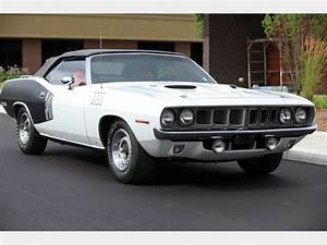 1970 Plymouth Cuda Values
