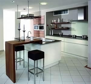 Moderne kuchen mit theke wotzccom for Küchen mit theke
