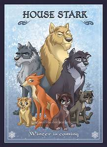 Game of Thrones Artist Showcase: Mariana Moreno's Animated ...