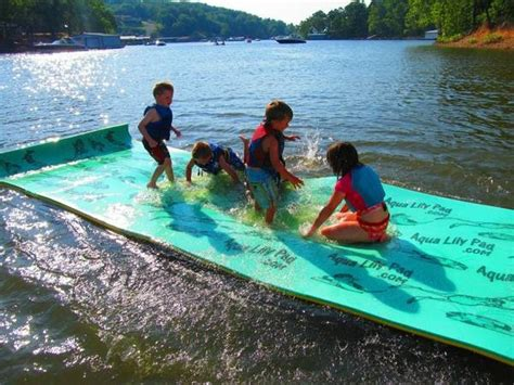 lake floating mat 17 best images about broken arrow is home on