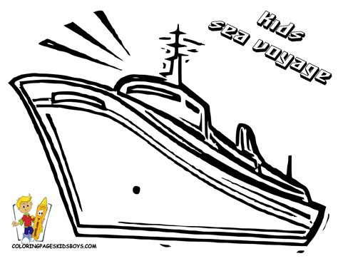 Dessin à Imprimer Bateau Titanic by Coloriage Paquebot Imprimer