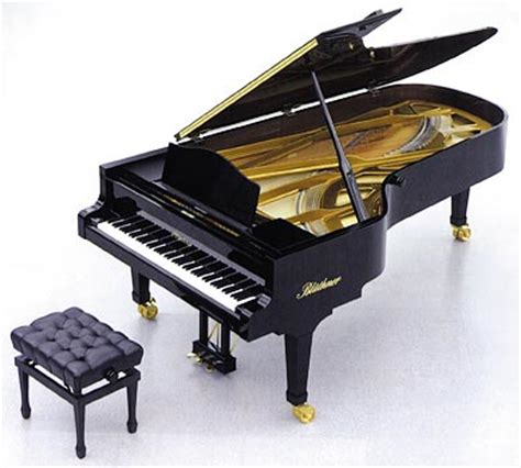 Piano Bench Size by Piano Information