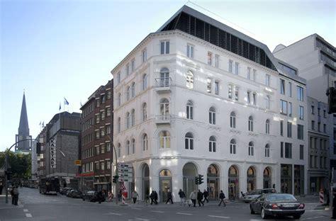 Buerohaus In Hamburg by B 252 Rohaus Am Alstertor Hamburg Dfz Architekten