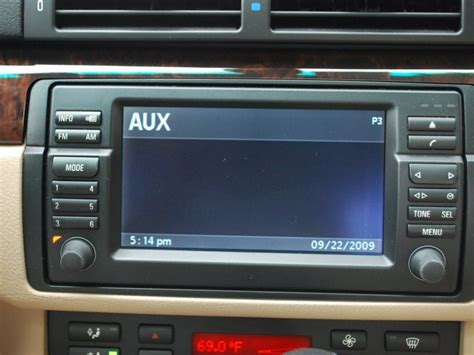 Installing Auxiliary In Car by Installing Bmw Oem Aux Cable In 2003 Bmw 5 Series Ifixit