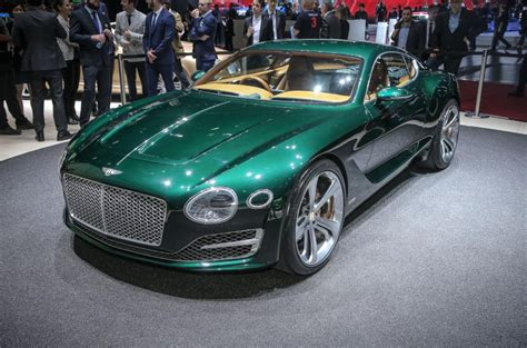 new bentley new bentley exp 10 speed 6 concept previews two seat