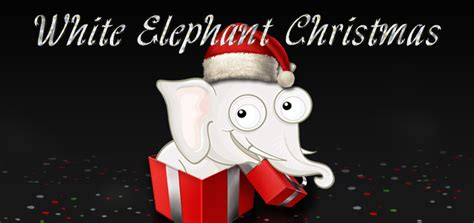 28 best white elephant christmas holiday christmas