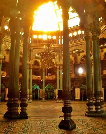 Palace Mysore Interior Inside Indian Architecture Interiors