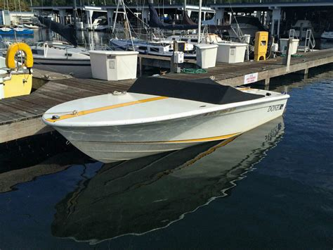 Donzi Jet Boat Engine by Donzi San Tropez 19 1966 For Sale For 15 000 Boats