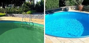 Braune Ablagerungen Im Pool : fr hjahrsputz so machest du deinen pool wieder fit f r die neue saison heimwerker ~ Markanthonyermac.com Haus und Dekorationen
