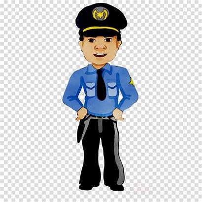 Police Officer Transparent Cartoon Clipart Security Clip