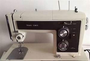 Kenmore 158 1730 Sewing Machine Instruction Manual
