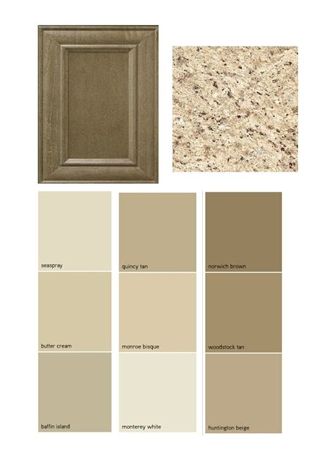 what colors go with brown and beige benjamin moore colors color scheme the left one with warmer hues while the right one has