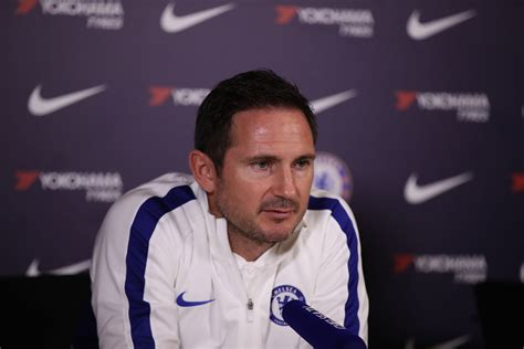 Frank Lampard admits he didn't want to start either ...