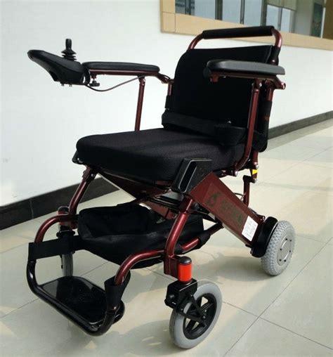 electric chair de roue de fauteuil roulant poids l 233 ger pliant en 5 secondes dans scooters pour