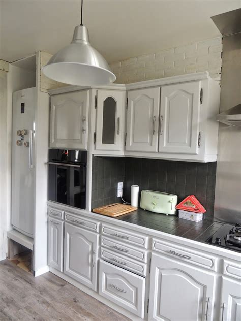 refaire sa cuisine en chene refaire sa cuisine rustique stunning relooker une cuisine