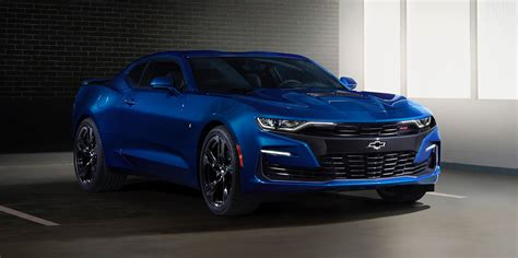 2019 Chevy Camaro Gets A New Face