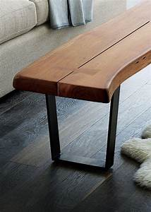 narrow coffee table bench coffee table design ideas With skinny wood coffee table