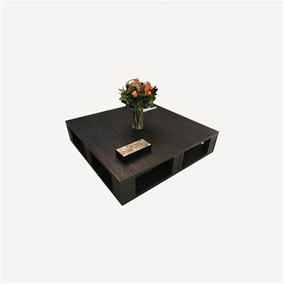 Restoration Hardware Coffee Modern Table Square Hayes