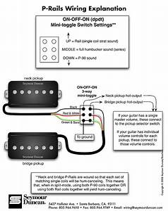 P Rail Pickup Wiring Diagram