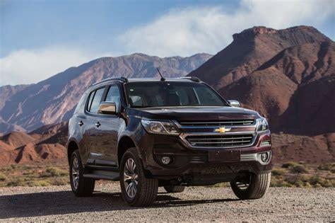Chevrolet The 20192020 Chevrolet Trailblazer Engine