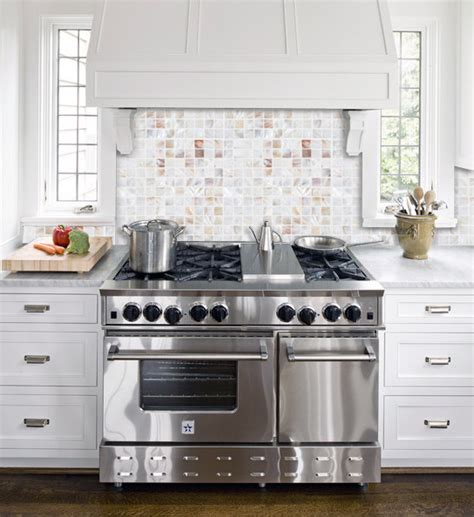 amazing backsplash  mother  pearl tile pem
