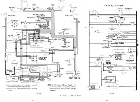 electrical wiring complete wiring diagram for 1934
