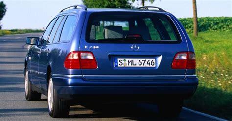 Mercedes E klase Universāls 1996 - 1999 | jautajums.lv