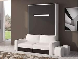 Ikea Lit Canape : canap lit escamotable soff one secret de chambre ~ Teatrodelosmanantiales.com Idées de Décoration