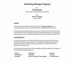 20 job proposal templates free word form documents for Hiring proposal template