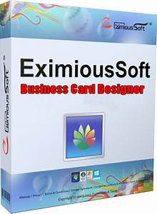 Eximioussoft business card designer crack plus serial key for Eximioussoft business card designer