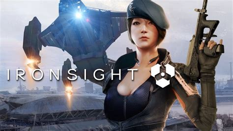 Ironsight - Futuristic online FPS announced for Western ...