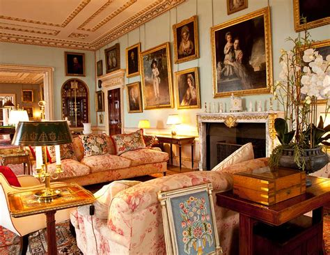 south drawing room althorp estate