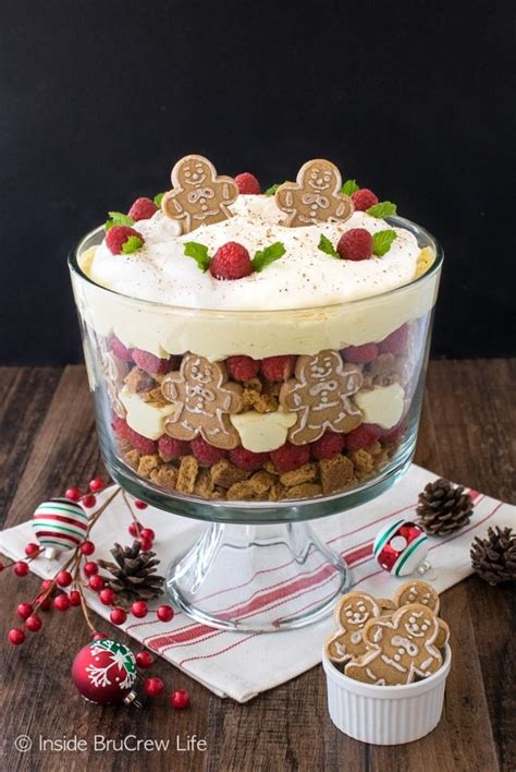 holiday trifle recipes pretty  party party ideas