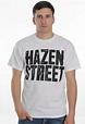 Hazen Street - Logo White - T-Shirt - Official Punk Rock ...