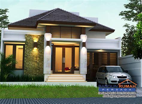 gambar rumah terbaru desain rumah  jakarta