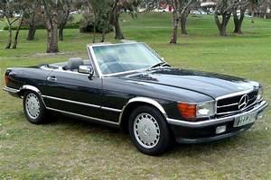 Mercedes 560 Sl : mercedes benz 560sl convertible auctions lot 6 shannons ~ Melissatoandfro.com Idées de Décoration