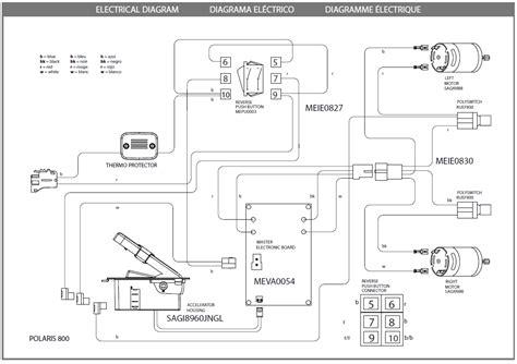 Rzr 170 Wiring Diagram by Polaris Sportsman 800 Igod0510 Parts Kidswheels