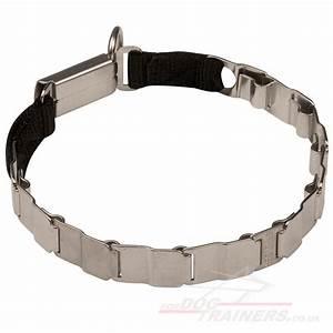 Neck Tech Fun Stainless Steel Collar | Herm Sprenger Dog ...