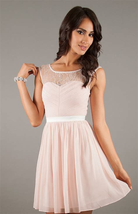 Light Pink Dress by Pink Lace Dress Varieties And Tips Lace Dress
