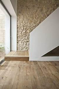 Mur Pierre Apparente : decoration salon pierre apparente dco mur effet pierre ~ Premium-room.com Idées de Décoration
